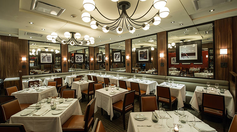 DB Bistro Moderne Dining Room, New York, New York