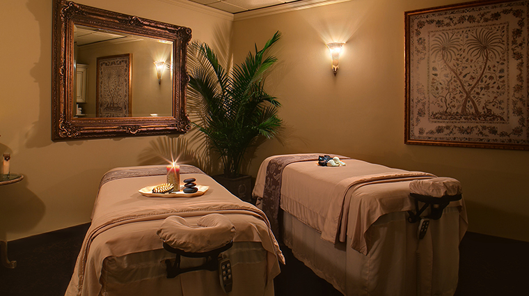 Davenport Spa & Salon Treatment Room