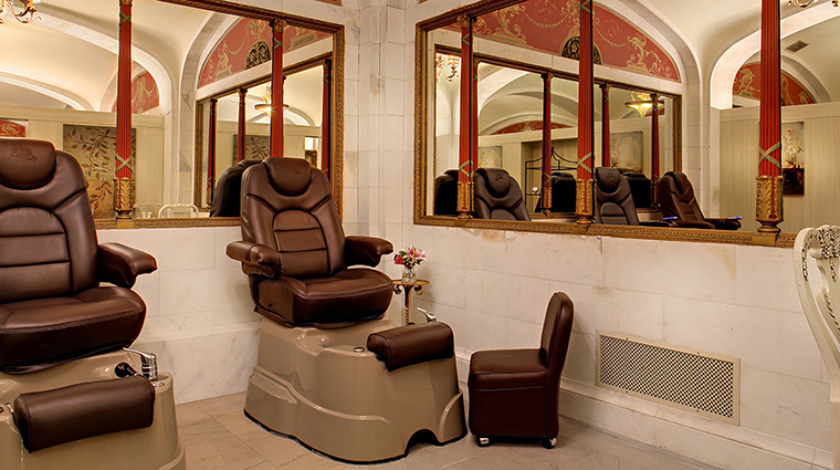 Davenport Spa & Salon Pedicure Station