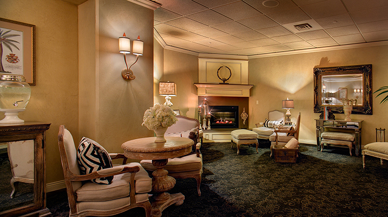 Davenport Spa & Salon Relaxation Lounge
