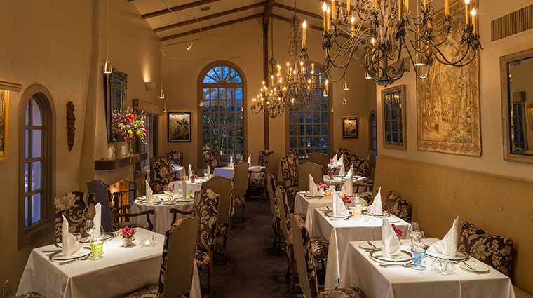 The Escoffier Dining Room