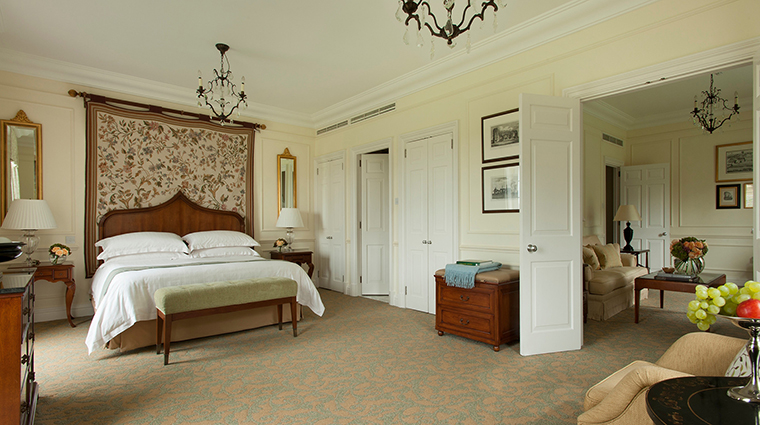 Belvedere Suite Bedroom