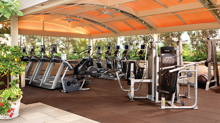 Open Air Fitness Center