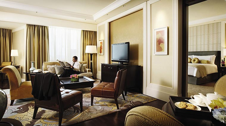 Four Seasons Hotel Macao, Cotai Strip Executive Suite