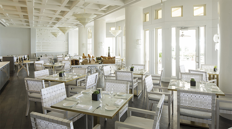 Four Seasons Resort Palm Beach Graze Dining Room