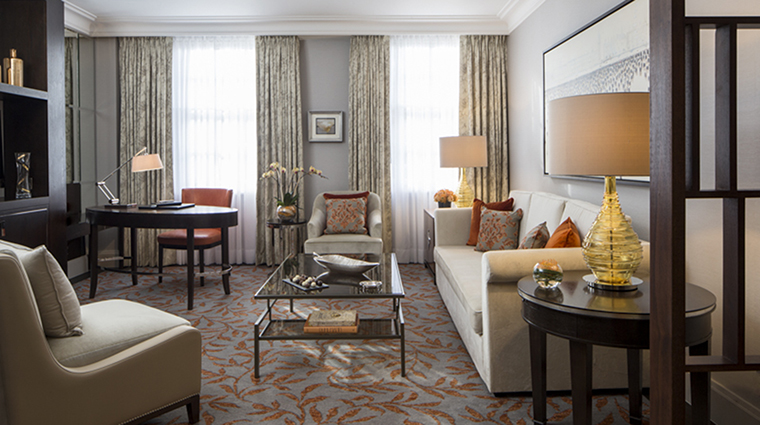 Premium Executive Suite Living Room