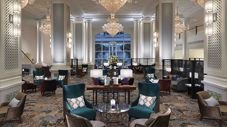 The Lobby Lounge