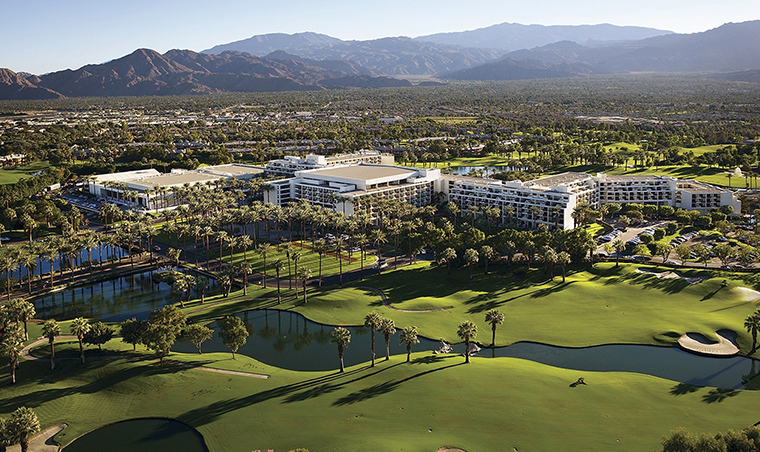 JW Marriott Desert Springs Resort & Spa, Palm Desert, California