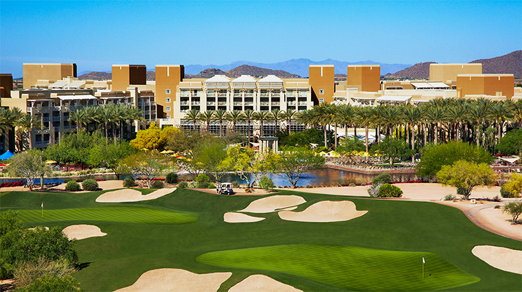 JW Marriott Phoenix Desert Ridge Resort & Spa, Phoenix, Arizona