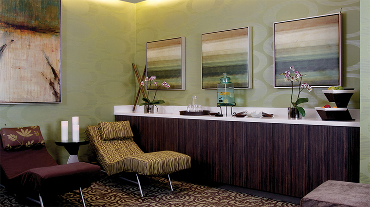 La Rive Spa at Northern Quest Resort & Casino, Lounge