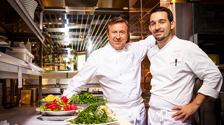 Maison Boulud at The Ritz-Carlton Montrea