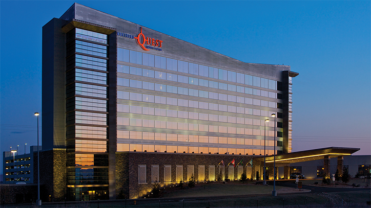 Northern Quest Resort & Casino, Spokane Washington