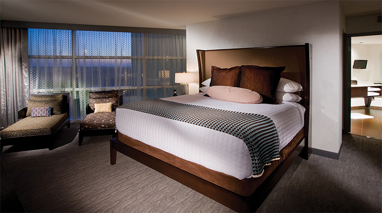 Northern Quest Resort & Casino Guest Suite Bedroom