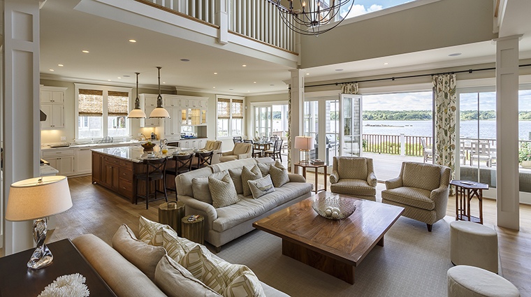 Sunset Cove Living Room