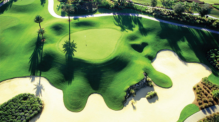 Palmer, Watson and Nicklaus Golf, Reunion Resort, Aerial View of the Palmer Course