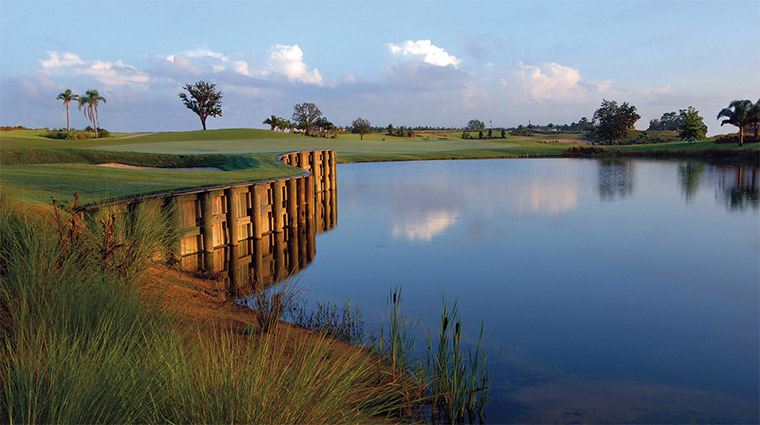 Palmer, Watson and Nicklaus Golf, Reunion Resort, Nicklaus Course