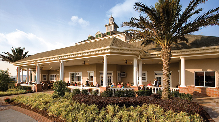 Palmer, Watson and Nicklaus Golf, Reunion Resort Clubhouse, Kissimmee Florida