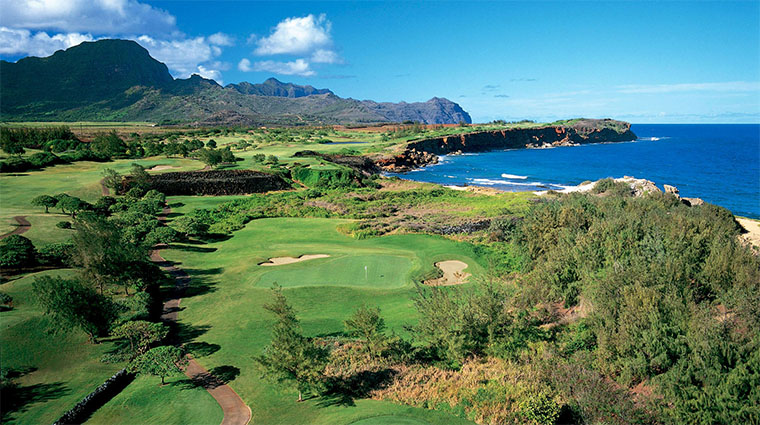 Poipu Bay Golf Course at Grand Hyatt Kauai Resort and Spa