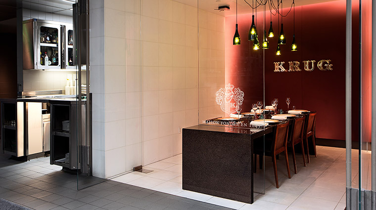 KRUG Chef's Table