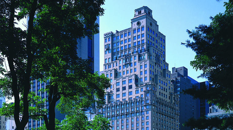Ritz Carlton NY Central Park