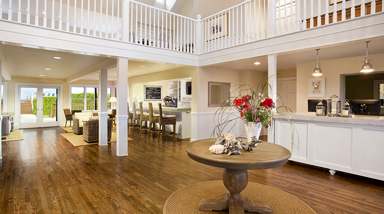 Sanderling Resort Beach House Lobby
