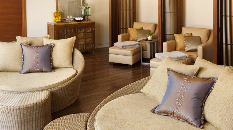 Sense Spa, Rosewood Sand Hill Co-ed Relaxation Lounge