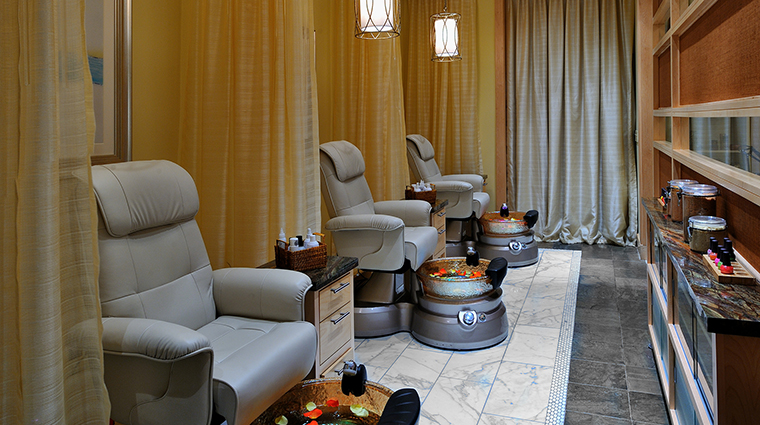 Spa du Lac Pedicure Stations, Lake Charles, Louisiana