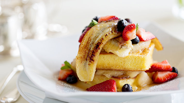 Spiced Pear French Toast
