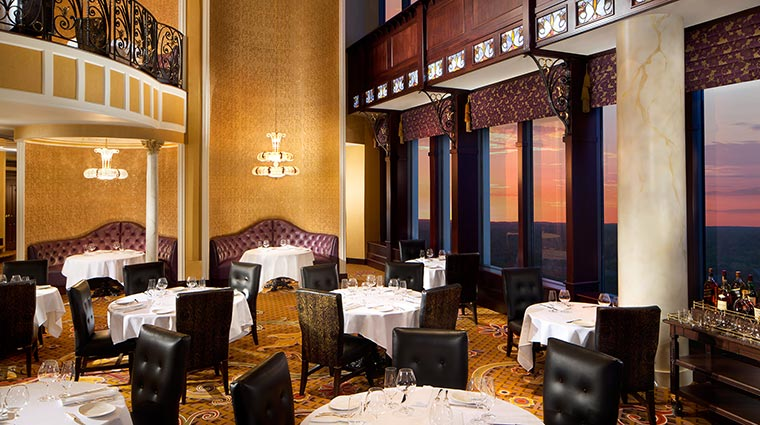 TS Steakhouse Main Dining