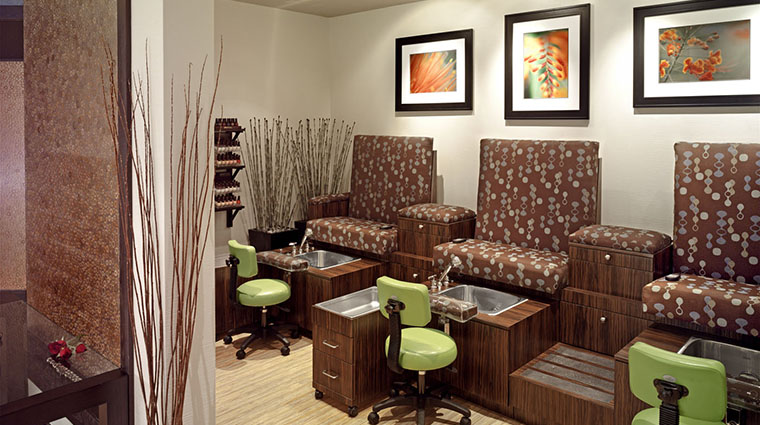 T Spa Pedicure Stations