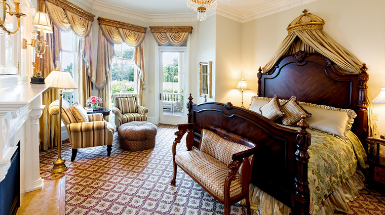 The Chanler Regency Guest Room