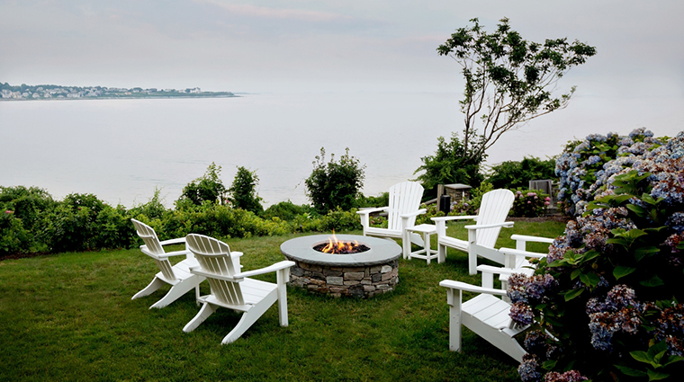 The Chanler Fire Pit