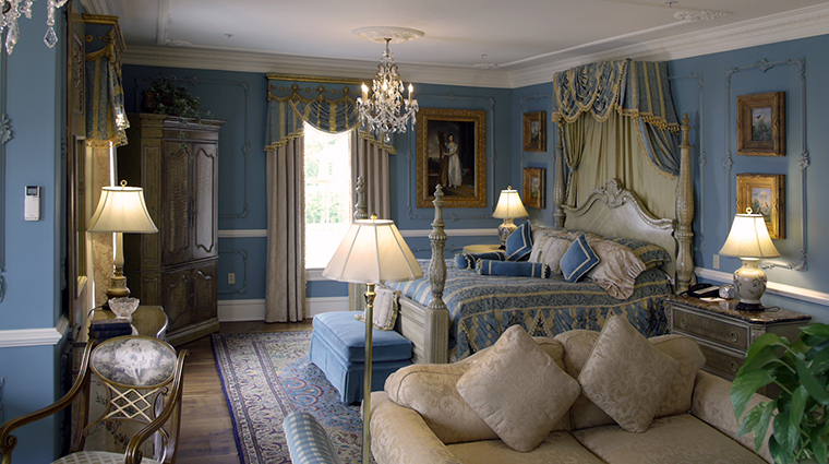 the Chanler Renaissance Guest Room