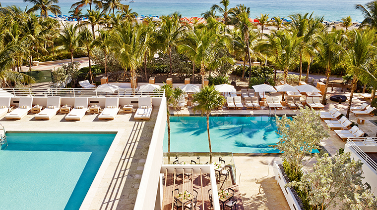 The James Royal Palm Pool, Miami Beach, Florida