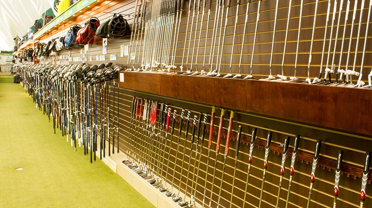 Turning Stone Resort Casino Golf Superstore