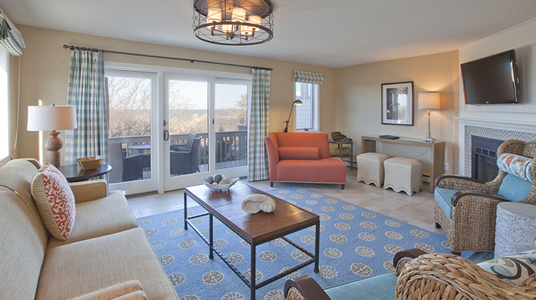 Ocean Edge Hotel Cape Cod Part - 22: Presidential Bay Collection Living Room