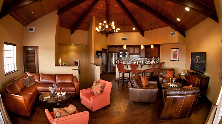 The Meritage Resort and Spa Bachuus Suite