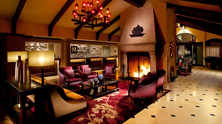 The Meritage Resort and Spa Lobby