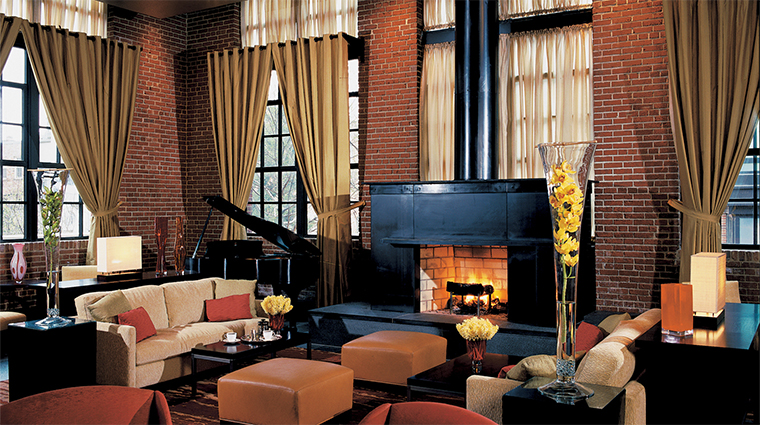 The Ritz-Carlton Georgetown, Washington D.C. Lobby Lounge