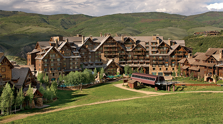 The Ritz-Carlton, Bachelor Gulch Summer View