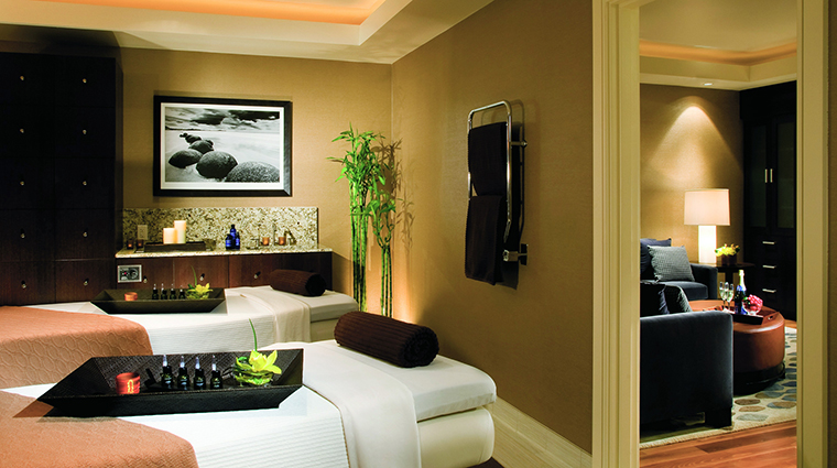 The Ritz-Carlton Spa, Denver Spa Treatment Room