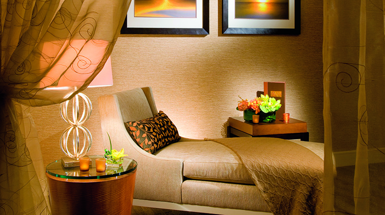 The Ritz-Carlton, Denver Spa Waiting Room