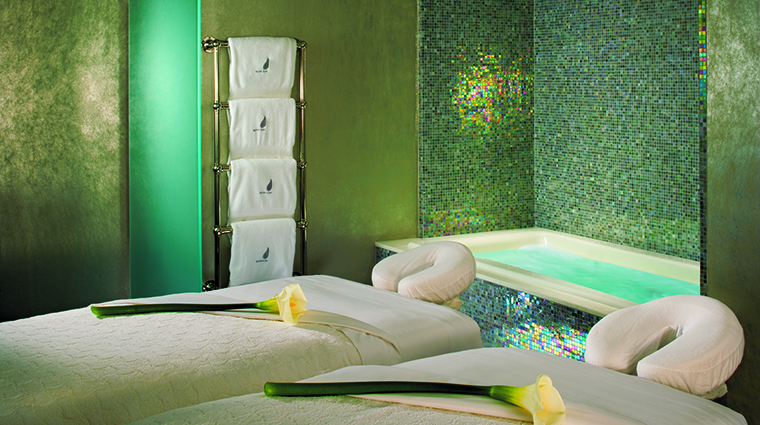 La Prairie Spa Treatment Room