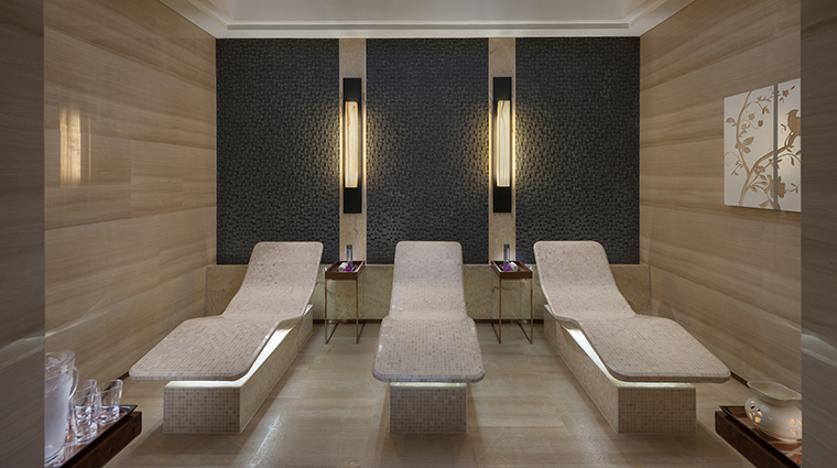The Spa at Mandarin Oriental Pudong, Shanghai Tepidarium