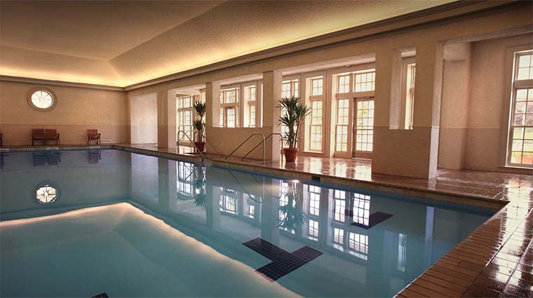The Spa of Colonial Williamsburg Indoor Pool