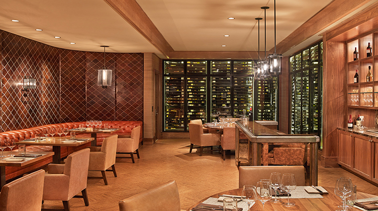 The St Regis Wine Room