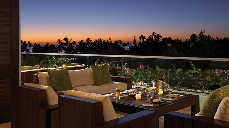 Waiolu Ocean View Lounge Sunset Views