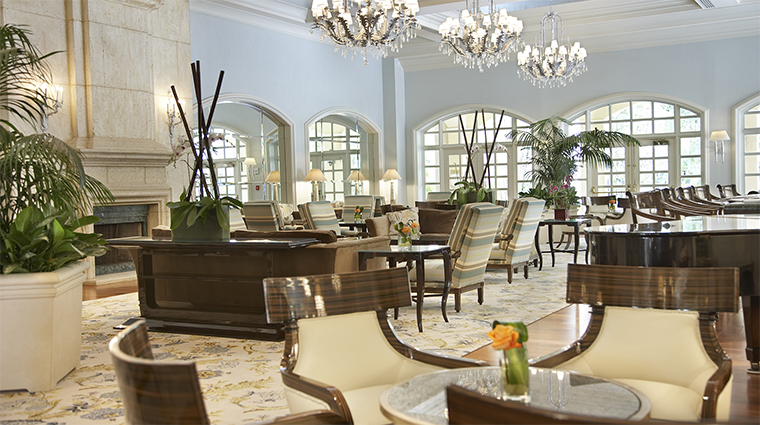 Turnberry Isle Miami Lobby Lounge