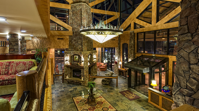 Westgate Park City Resort & Spa Lobby