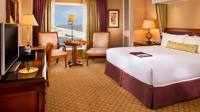 Beau Rivage Resort & Casino Guest Room